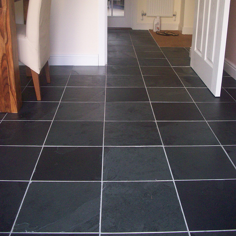 Slate Tile Brazillian Black Slate Tiles Portland Direct Tile