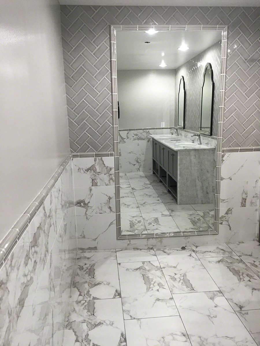 Tile By Por Style Marble Look Portland Direct