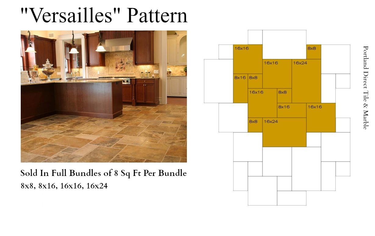 Travertine Tile Patterns natural stone - travertine tile - travertine versailles patterns